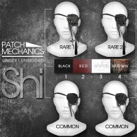 Shi - Patch Mechanics