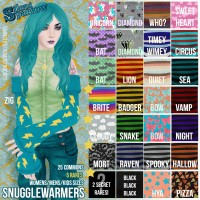 Silent Sparrow - Snugglewarmers