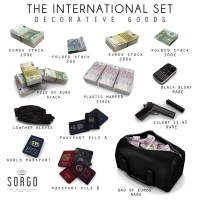 Sorgo - The International Set