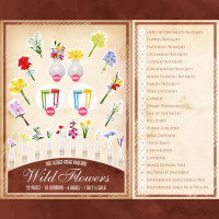 The Secret Store - Wild Flowers