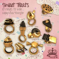 Yummy - Sweet Treat Rings