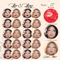 Glam Affair - Liv & Livy skin