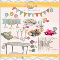 Imeka - Sweet Summer Items
