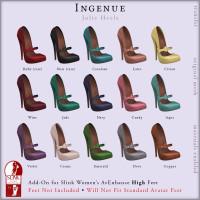 Ingenue - Jolie Heels