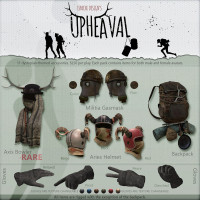 Ispachi - Upheaval