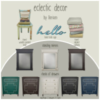 Llorisen - Eclectic Decor