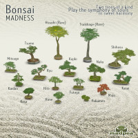 MadPea - Bonsai Madness