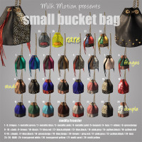 Milk Motion - Small Bucket Bag