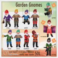 Mutresse - Garden Gnomes