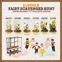 Ohmai - Summer Fairy Scavenger Hunt