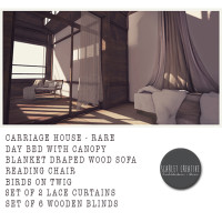 Scarlet Creative - Carriage House