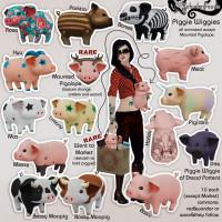 Schadenfreude - Piggie Wiggies