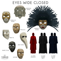 Sorgo - Eyes Wide Closed