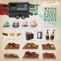 Theosophy - Whoa Sweet Food Truck, Dude