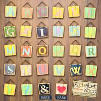 ASO - Alphabet Wood