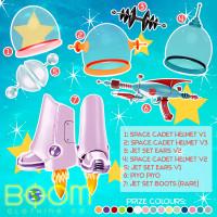BOOM - Space Cadet GACHA