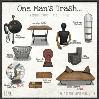 Junk. - One Man's Trash