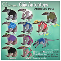 Mutresse - Chic Anteaters