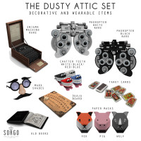 Sorgo - The Dusty Attic Set