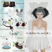 Tentacio - Headpiece for Everyday