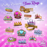 Yummy - Pretty Princess Rings