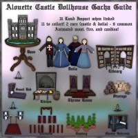 Alouette - Castle Dollhouse