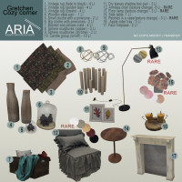 ARIA - Gretchen cozy corner
