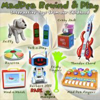 MadPea - Rewind & Play