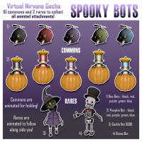 Virtual Nirvana - Spooky Bots