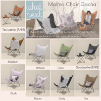 What Next - Malmo Chair