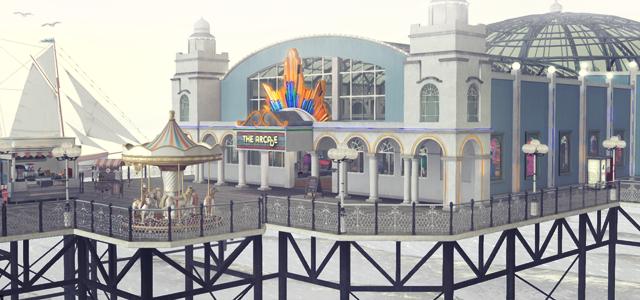 The Arcade September 2014