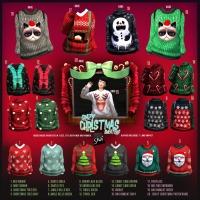 Casa del Shai - Crazy Christmas Sweaters
