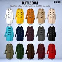 Coco - Duffle Coat