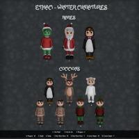 Etham - Winter Miniatures