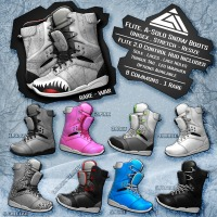 FLite. - A-Solo Snow Boots Gacha