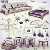 Hideki - Scandinavian Winter