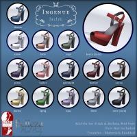 Ingenue - Jaclyn Heels