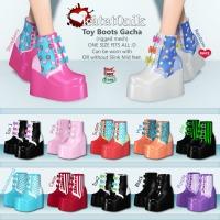 Katat0nik - Toy Boots