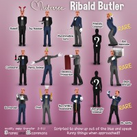 Mutresse - Ribald Butler