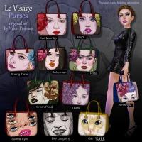Nylon Outfitters - Le Visage Purses