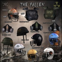 The Forge - The Fallen