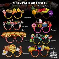 Yummy - Spec-tacular Edibles!