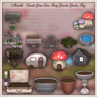 Alouette - Create Your Own Fairy Garden