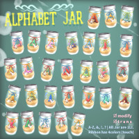 ASO! - Alphabet Jar