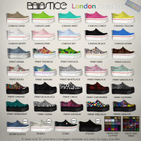 Baiastice - London Sneakers - Unisex