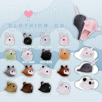 Boom - Kawaii Animal Slippers
