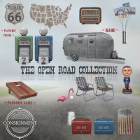 Consignment - The Open Road Collection