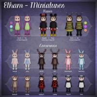 Etham - Miniatures