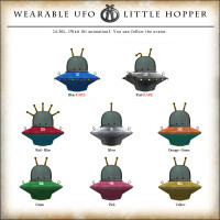 Little Hopper - UFO