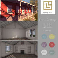 Llorisen - Alms Cottage